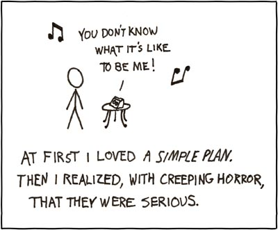 xkcd: A Simple Plan