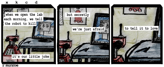 Parody Week: A Softer World