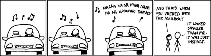 Katamari Accident