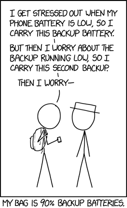 Backup Batteries