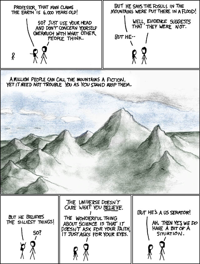 XKCD: The best comic artist on the internets