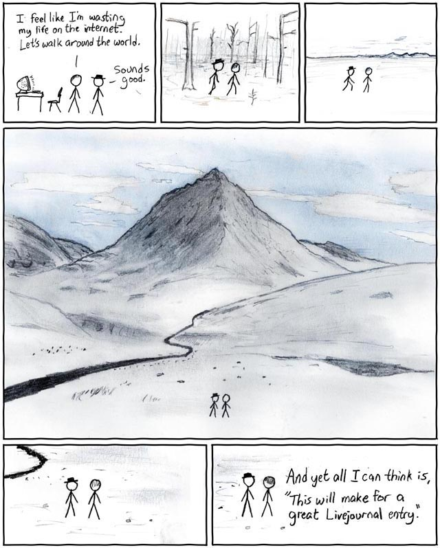 http://imgs.xkcd.com/comics/bored_with_the_internet.jpg