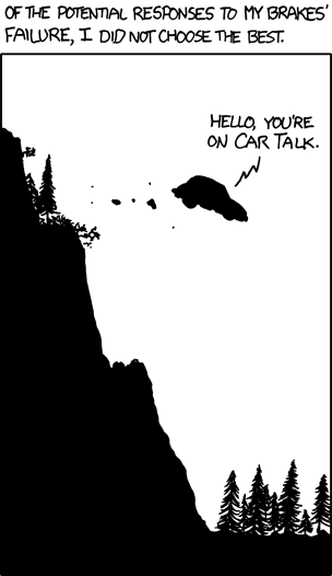 Thanks to xkcd for his generous usage policy http://xkcd.com/about/