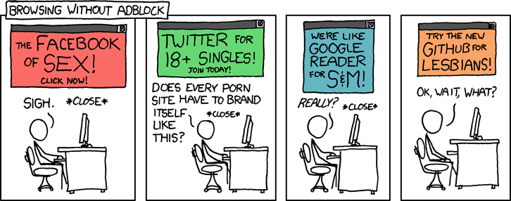 xkcd - Branding