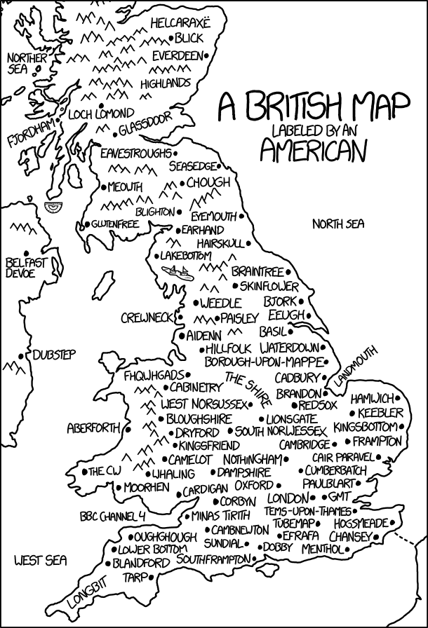 But where is Middle England?