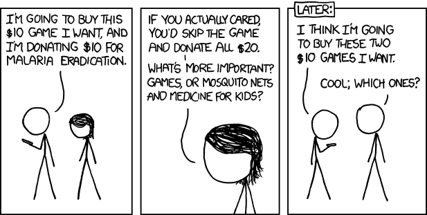 xkcd: Charity