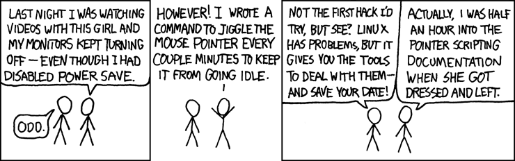 xkcd: Command Line Fu