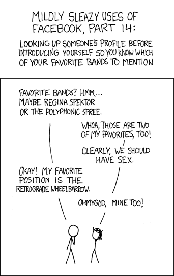 girls in xkcd