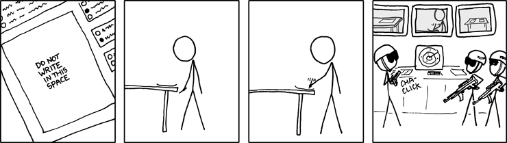 xkcd - A Webcomic