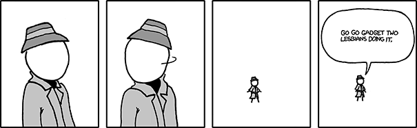 xkcd is hilarious