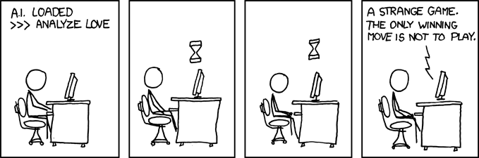 Game Theory by xkcd
