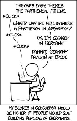 xkcd by Randall Munroe (Creative Commons BY-NC)