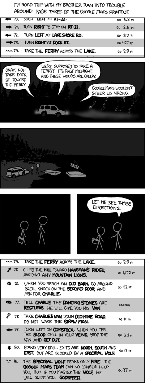 XKCD Randomness Google_maps