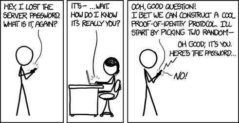 XKCD Identity