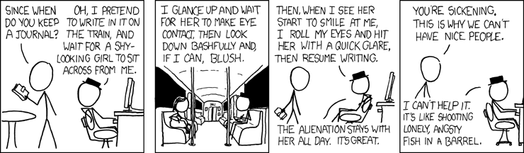 xkcd  journal