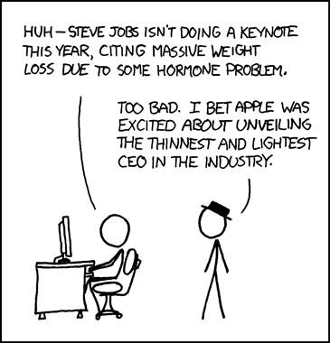 Thumb XKCD: Keynote
