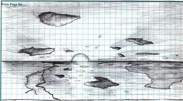 Landscape (sketch