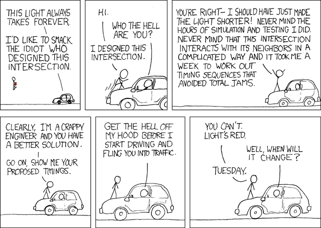 Long Light comic from xkcd.com