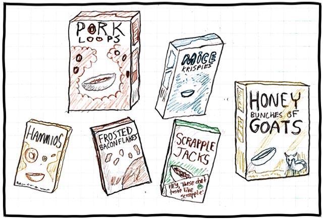 Meat Cereals