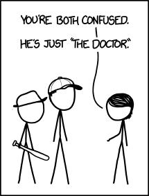 Doctor's Nomenclature