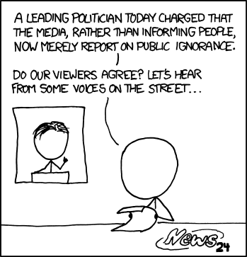 XKCD: Public Opinion