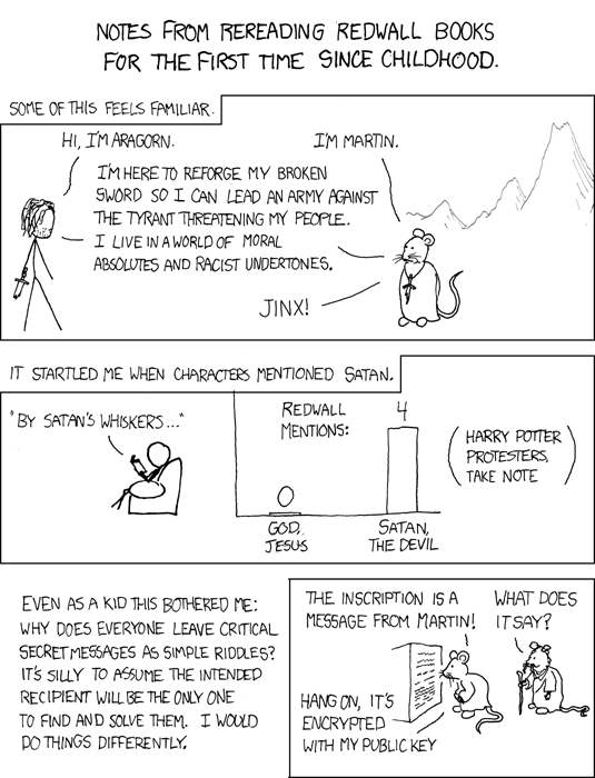 Image Courtesy of xkcd.com