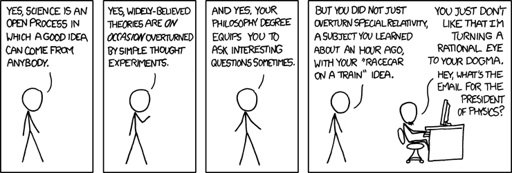 Revolutionary by xkcd