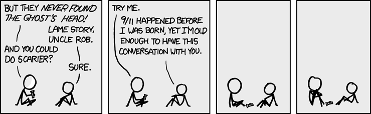 XKCD is Creative Commons Attribution-NonCommercial 2.5