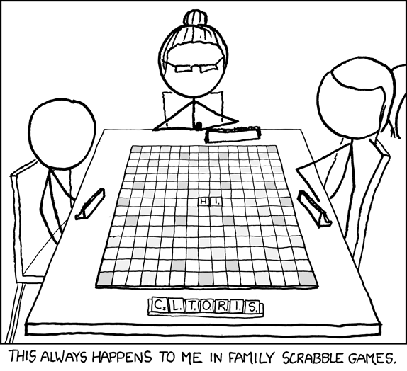 webcomic from www.xkcd.com