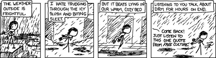 frozen rain more like frozen shitty comic