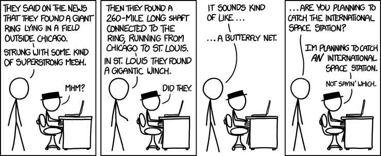 xkcd: Snare