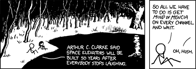 Space Elevators