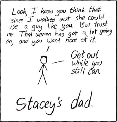 Stacey's Dad