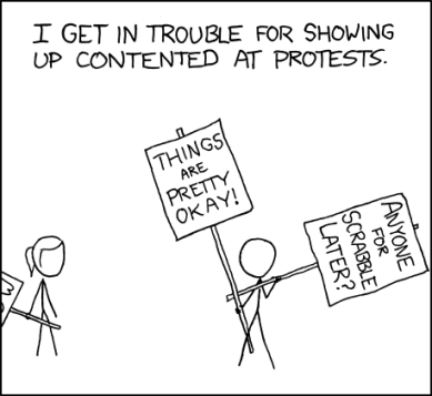 xkcd: The End is Not for a While