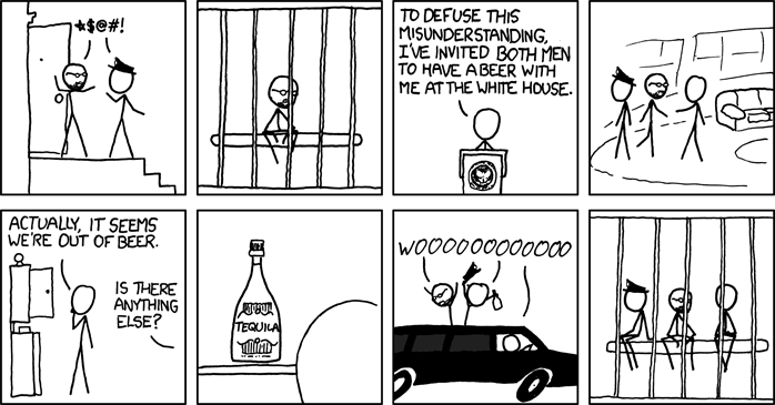XKCD.coms Understocked