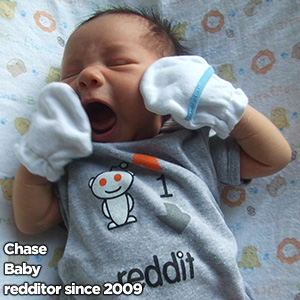 Baby Redditor   God Bless You [PIC]