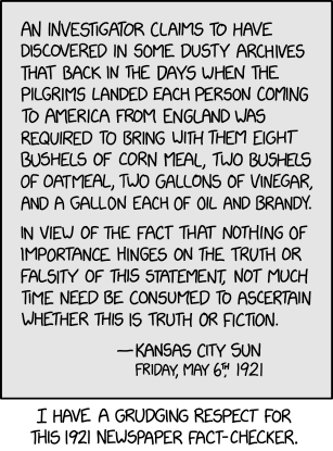 1921 Fact Checker