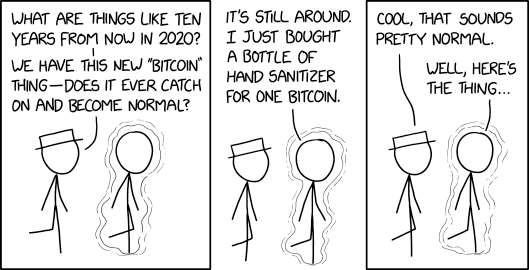 XKCD 2280 - '2010 and 2020'