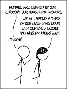 xkcd - answers
