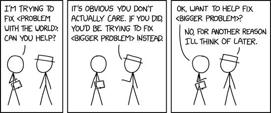 Bigger Problem