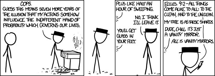 Top 10 XKCD cartoons on science and religion - Religion News