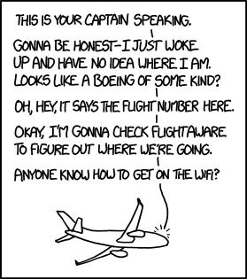 Captain Speaking
