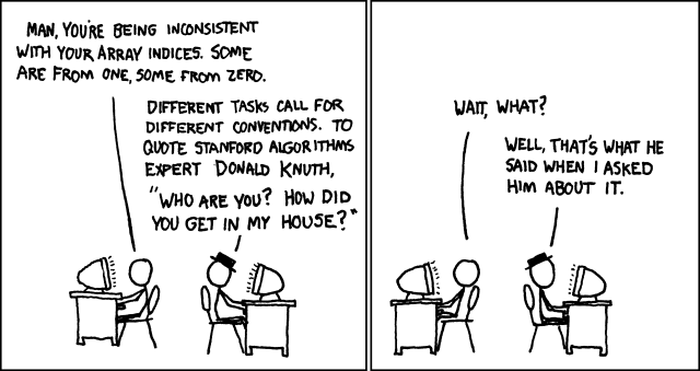 xkcd donald knuth