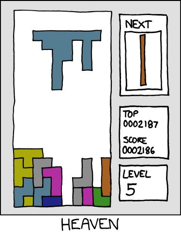 xkcd tetris