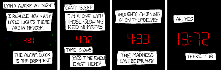 Insomnia from XKCD