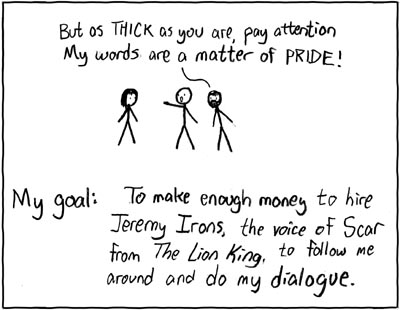 Which one is the best xkcd? - All comics