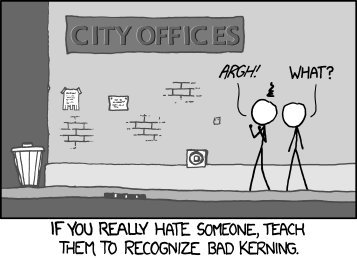 xkcd nails it, as always