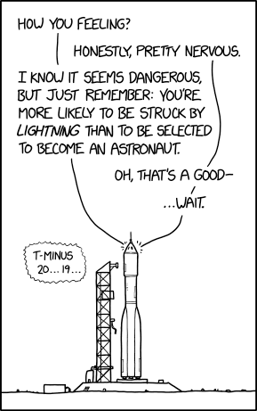Launch Risk
