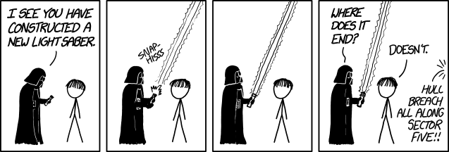Image result for long light saber cartoon