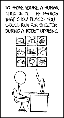 Machine Learning Captcha